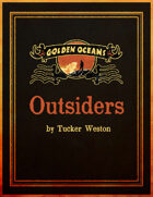 Golden Oceans: Outsiders