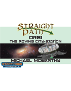 Starfinder Compatible: Orbi City-Station