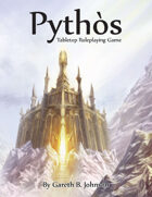 Pythos Tabletop Roleplaying Game (PDF Edition)