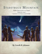 Starstruck Mountain, Pythos Adventure Module