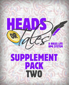 Heads or Tales Supplement Bundle 2