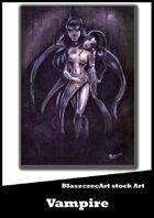 BlaszczecArt Stock Art: Vampire