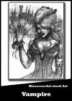 BlaszczecArt Stock Art: Vampire Countess