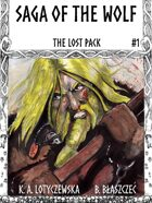 Saga of The Wolf - The Lost Pack #1