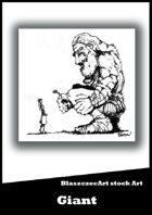 BlaszczecArt Stock Art: Giant