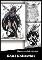 BlaszczecArt Stock Art: Soul Collector