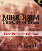 Player's Guide to Mirrorrim - Preview Edition (5E)