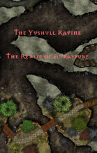 The Yushull Ravine | The War of Auraspure