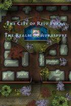 The City of Reju Furra | The War of Auraspure