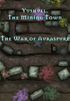 Yushull, The Mining Town | The War of Auraspure