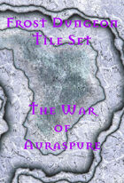 The Frost Dungeon Tile Set | The War of Auraspure