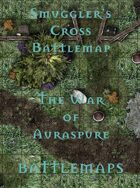 Smuggler's Cross | Battlemap - The War of Auraspure