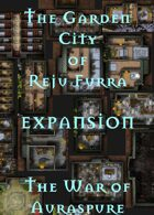 The City of Reju Furra ~Expansion Pack~ | The War of Auraspure