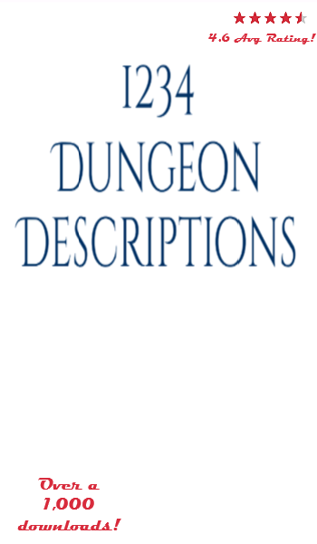 1234 Dungeon Descriptions