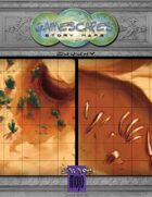 Gamescapes: Story Maps: Virtual Tabletop Edition: Desert