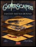 Gamescapes: Story Maps: Virtual Tabletop Edition: Fantasy Battleground