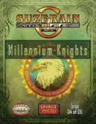 Savage Suzerain Millennium Knights Gazetteer I - Europe