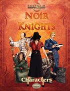 Noir Knights Characters