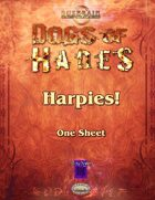 Dogs of Hades: Harpies
