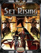 Set Rising (Savage Worlds)