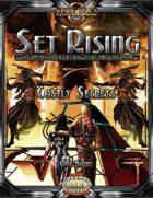 Set Rising - Costly Secrets (Savage Worlds)