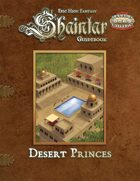 Shaintar Guidebook: Desert Princes