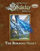 Shaintar Adventure: The Burning Heart