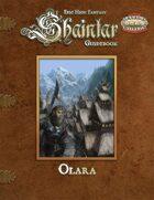 Shaintar Guidebook: Olara