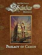 Shaintar Guidebook: Prelacy of Camon