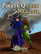Shaintar Novella: Pirate Queen of Nazatir