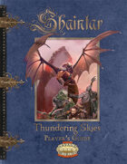 Shaintar: Thundering Skies, Players Guide