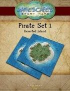 Gamescapes: Story Maps, Pirate Set 1