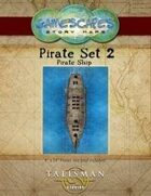 Gamescapes: Story Maps, Pirate Set 2