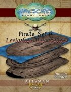 Gamescapes: Story Maps, Pirate Set 6
