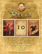 Relic Playing Deck