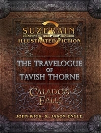 Caladon Falls: The Travelogue of Tavish Thorne