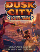 Dusk City Outlaws Core Game
