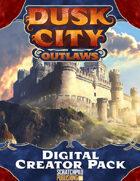 Dusk City Outlaws: Digital Creator Pack