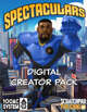 Spectaculars Digital Creator Pack