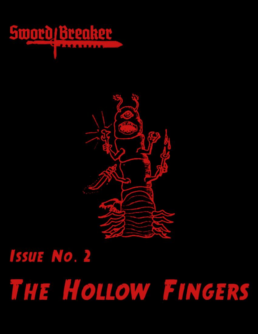 Sword Breaker Issue No 2