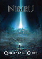 Nibiru Role Playing Game - Quickstart Guide