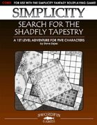 Search for the Shadfly Tapestry