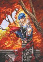 Perched Badass - RPG Stock Art