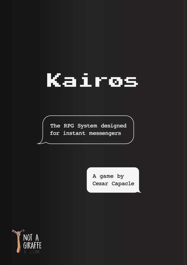 Kair S The RPG System Designed For Instant Messengers Not A