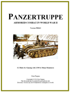 Panzertruppe: Armored Combat in WWII v4