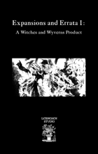 Expansions and Errata I