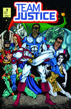 Team Justice Issue 1