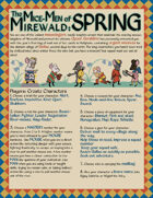 The Mice-Men of Mirewald: Spring
