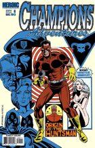 Champions Adventures #08