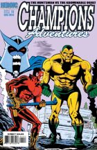 Champions Adventures #11